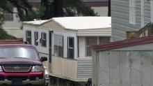 IMAGE: Renters in Clayton mobile home park told to move out
