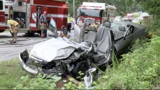 Driver's ed students, teacher injured in crash