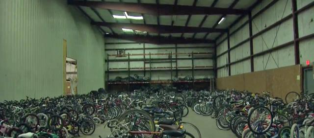 Bicycle Man�s widow tries to prevent scammers from soliciting money
