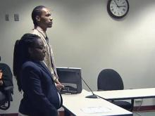Parents charged in death of 6-month-old appear in court