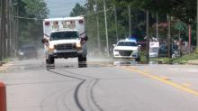 IMAGES: Hydrogen peroxide, sulfuric acid spill at Dunn plant; release contained to site