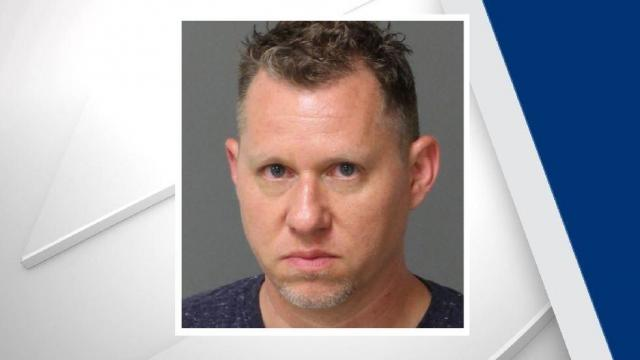 Michael William Amerson, 41, of Cary was arrested around 2:30 a.m. and charged with assault by strangulation and assault on a female.