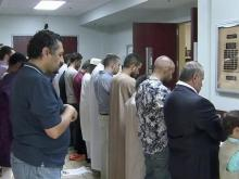 Muslims celebrate end of Ramadan amid heighten security concerns