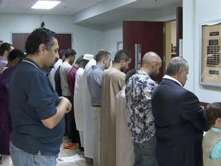 Muslims celebrate end of Ramadan amid heighten security concerns