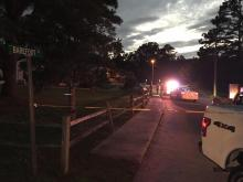 Authorities searching for suspect after shooting kills 1 in Benson