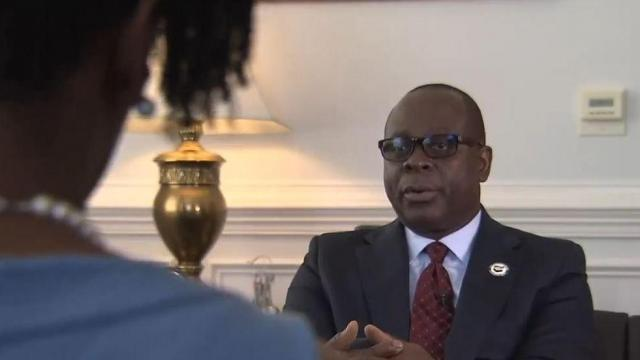 New NCCU chancellor prioritizes student housing, safety