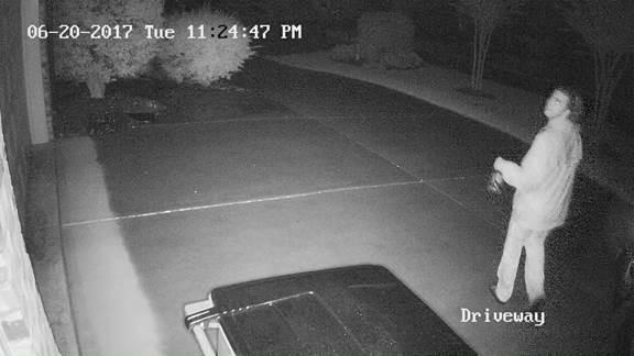 Wake Forest police search for man wanted in car  break-ins