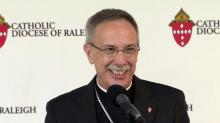 Bishop Luis Zarama of Raleigh Diocese