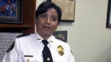 Gina Hawkins, the next Fayetteville chief of police