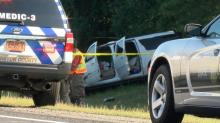 IMAGES: Raleigh woman shot by law enforcement on I-40 dies