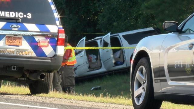 NC deputy, trooper involved in shooting in Johnston County