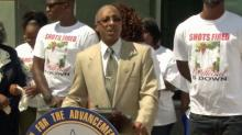 NAACP calls on investigators to release autopsy in Feb. officer-involved shooting