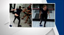IMAGES: Woman injured in I-95 rest stop robbery attempt