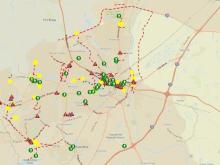 Fayetteville pedestrian survey