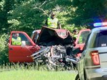 1 dies in head-on crash between pickup, scooter in Fayetteville