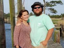 Sarah Reams and Ryan Gibbs