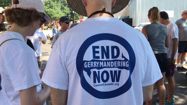 'End Gerrymandering Fun Run'