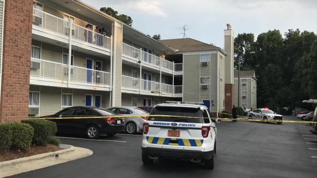 Man killed in stabbing at Garner hotel