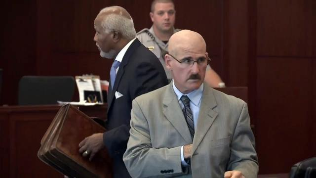 Craig Blitzer in court