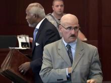 Craig Blitzer in court