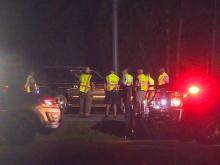 Man killed in Fayetteville pedestrian crash