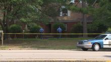 IMAGES: Raleigh police investigate stabbing on Western Boulevard