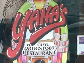 Diners step back in time at Yana's