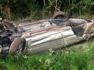 Two 17-year-old seriously injured in Johnston County wreck