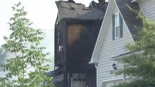 IMAGES: Family displaced, pets killed in massive Raleigh fire