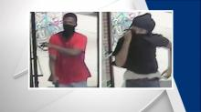 IMAGES: Durham police seek armed men believed to have robbed 3 pawn shops in July