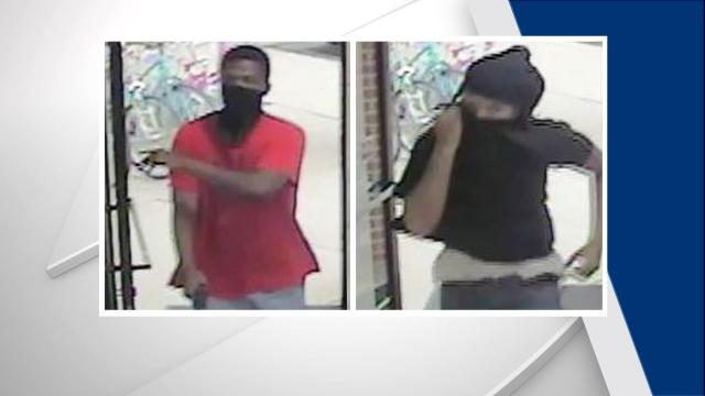 Police seek armed men believed to have robbed 3 pawn shops in July