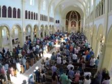 Catholic Church thriving in NC