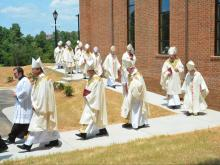 Holy Name of Jesus Cathedral dedication