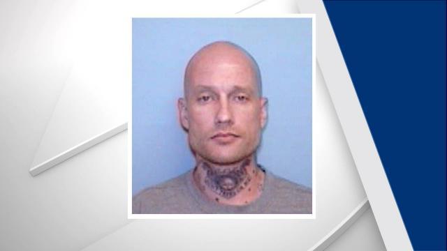 Phillip Michael Stroupe II. Photo via the Transylvania County Sheriff's Department