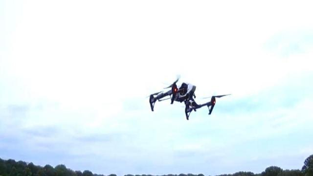 Cooper signs law preventing drones near prisons, state facilities