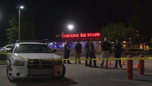 Police said two people were shot early Friday morning at a Fayetteville restaurant.