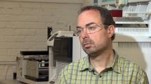 Detlef Knappe, NC State scientist, GenX expert