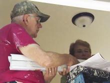 Orange County grandparents build record-breaking number of Habitat houses