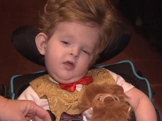 Duke Children's patient invited to Beauty and the Beast as special guest