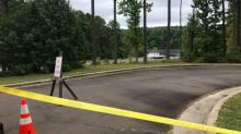 IMAGES: Authorities recover body of 23-year-old Raleigh man in Falls Lake