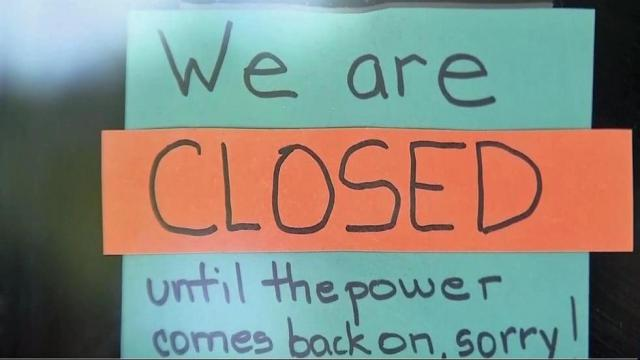 Lawsuit filed on behalf of businesses losing money during OBX outage