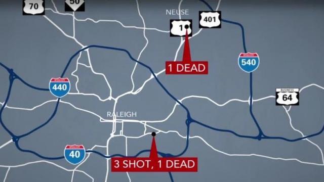 Raleigh shootings