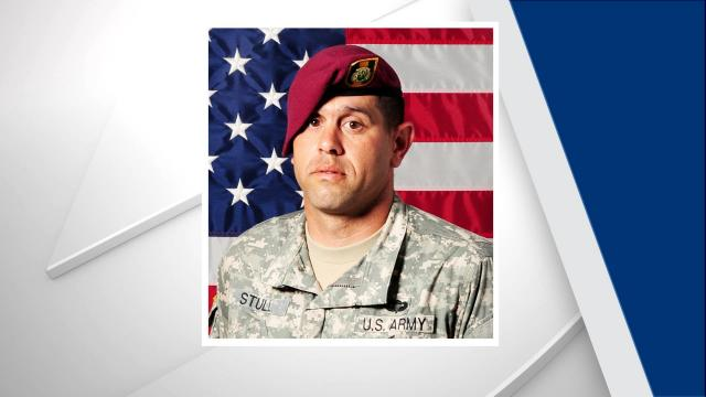 Staff Sgt. Nathan D. Stull
