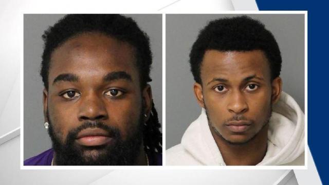 Men arrested after fatal Raleigh shooting