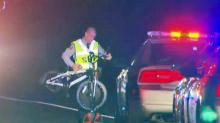 Bicyclist injured in hit-and-run crash near Wendell