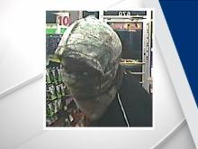 Fayetteville police look for Speedway cigarette thieves