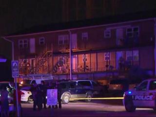 Durham police respond to reports of multiple shots fired along S. Alston Avenue