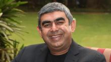 IMAGES: With 2,000 jobs on way to Wake County, Infosys CEO resigns