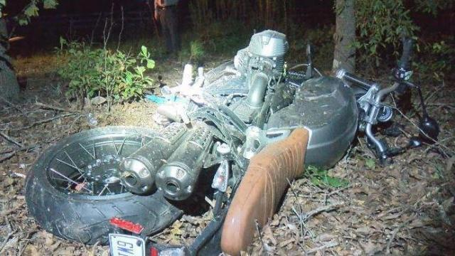 Motorcyclist killed in Johnston County
