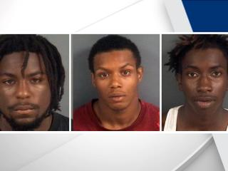 3 arrested, 1 sought in shooting death of 52-year-old Fayetteville man